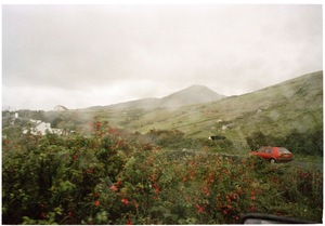 """Achill Red (between Dugourt and Keel). From the exhibition """"Landscapes"""" © Tom Wood"""