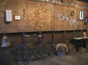 """""""When things dream"""" left wall installation view © 2006, Lewis Koch"""