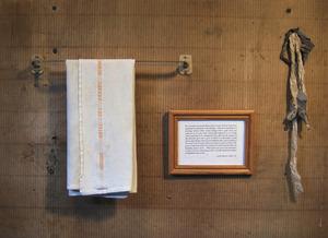 """When things dream"" detail, left wall © 2006, Lewis Koch"