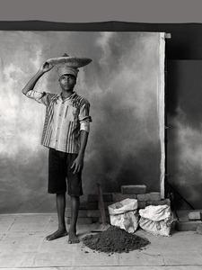 SENIOR MASON'S HAND, $12.5 WEEKLY, 2012 © Supranav Dash