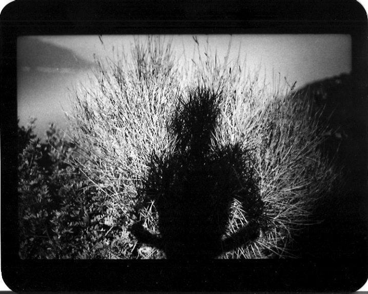 """Untitled"" (Shadow #01), 2011. Isola d'Elba, Italy."