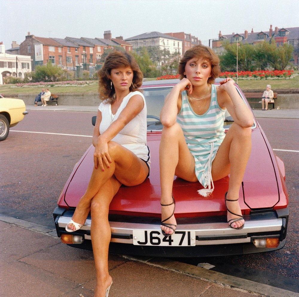 "Not Miss New Brighton, 1978-1979. From the book ""Men/Women"" © Tom Wood"