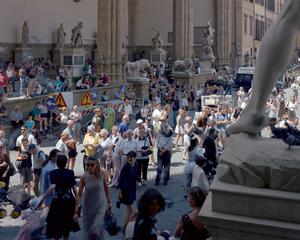 Firenze Piedone, #0365. © Massimo Vitali