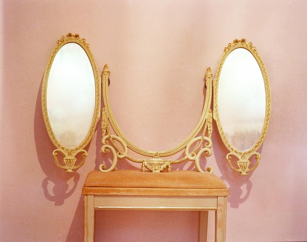 Mirror, 2012.