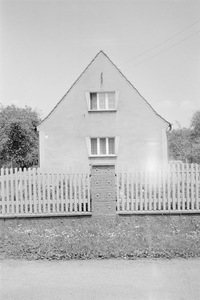 Zofia Rydet, Sociological Record, Silesia, Wilcze Gardlo, 1980. Houses cycle © Zofia Augustynska-Martyniak