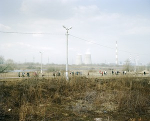 "Mytischi IV, 2009. From the series ""Pastoral: Moscow Suburbs"" © Alexander Gronsky/INSTITUTE"