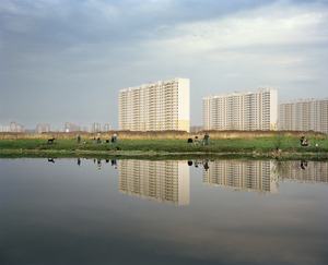 "Novye Mytishchi I, 2010. From the series ""Pastoral: Moscow Suburbs"" © Alexander Gronsky/INSTITUTE"