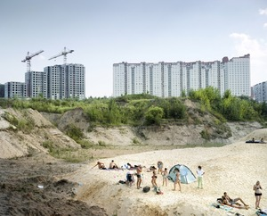 "Dzerzhinskiy VI, 2011. From the series ""Pastoral: Moscow Suburbs"" © Alexander Gronsky/INSTITUTE"