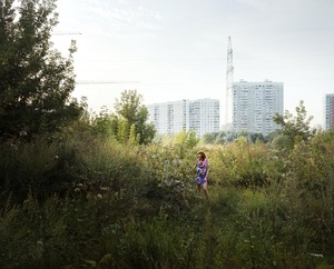 "Mar'ino I, 2009. From the series ""Pastoral: Moscow Suburbs"" © Alexander Gronsky/INSTITUTE"