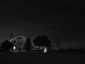 Before You, Santa Claus, Life Was Like a Moonless Night 04 © Andrea Alessio