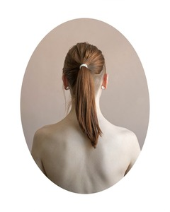 "Caresse, from ""a modern hair study"" © Tara Bogart"
