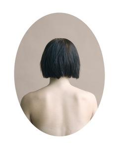 "Jessi, from ""a modern hair study"" © Tara Bogart"