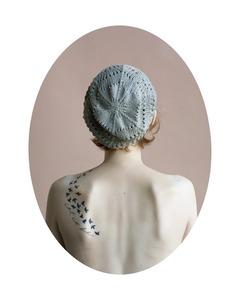 """Kayla, from """"a modern hair study"""" © Tara Bogart"""