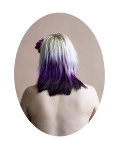 "Lindsay, from ""a modern hair study"" © Tara Bogart"