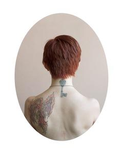 "Olivia, from ""a modern hair study"" © Tara Bogart"