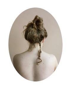 "Sarah, from ""a modern hair study"" © Tara Bogart"