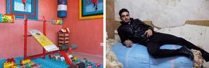 Marrakech 2012 /Anass, Fez 2012 © Scarlett Coten