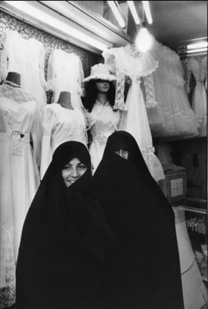 "Iran. Tehran. Bazaar. 1979. From the book ""War Photographer: Between Shadow and Light"" © Christine Spengler"