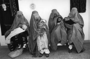 """Afghanistan. Hospital of Kabul. 1997. From the book """"War Photographer: Between Shadow and Light"""" © Christine Spengler"""