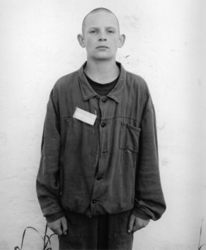 Untitled, Juvenile Prison Alexin, Russia 2003