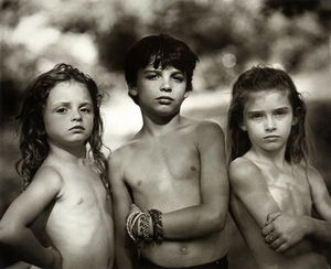 Emmet, Jessie, Virginia 1989. © Sally Mann