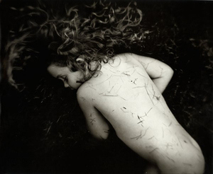 Fallen Child 1998. © Sally Mann