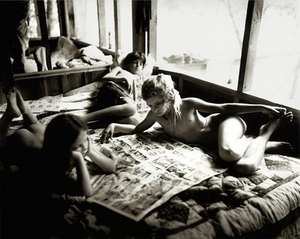 Sunday Funnies 1991. © Sally Mann