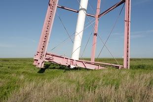 water tower - groom, texas