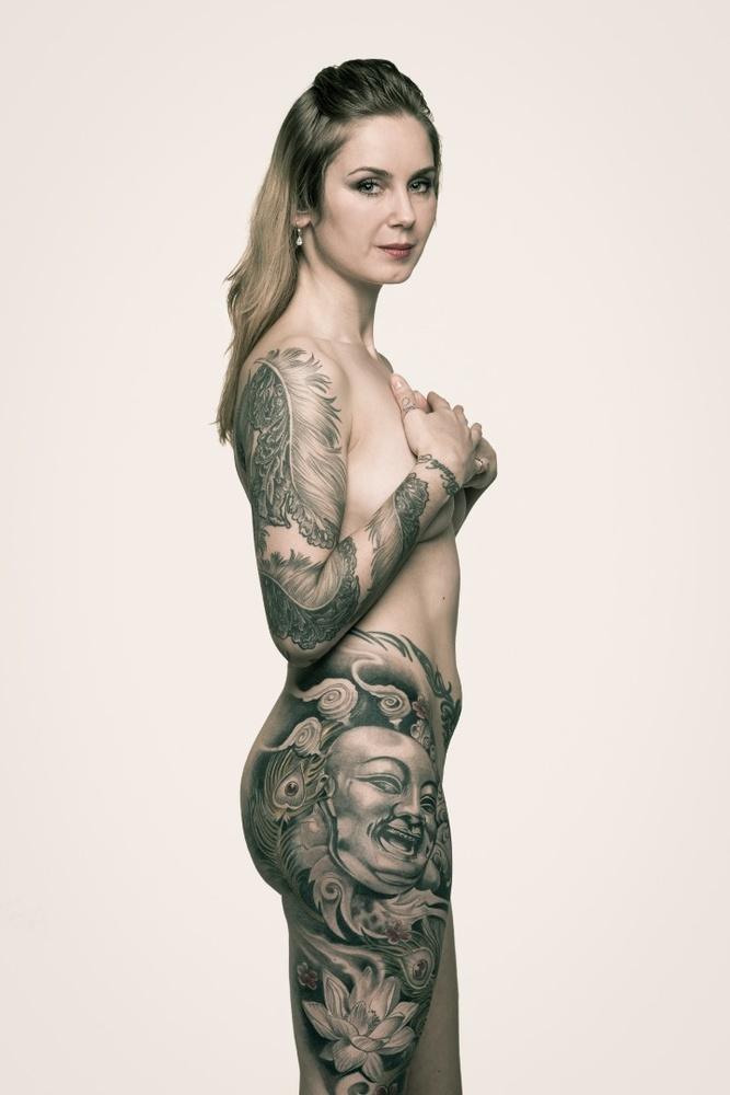 Inked Why I Love Tattoos - Photographs By Ralf Mitsch -2452