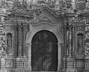 Mexican Church II                                            © Karen Strom