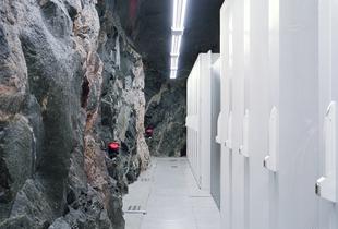 Pionen Data Center, Stockholm, Sweden – 04/11/02014