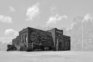 """Lincoln School, Edwardsville, Illinois""  © Wendel White"