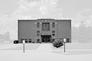 """Booker T Washington School, Terre Haute, Indiana"" © Wendel White"