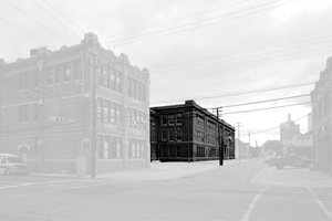 """Indiana Avenue School, Atlantic City, New Jersey"" © Wendel White"