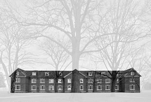 """""""Manual Training and Industrial School for Colored Youth, Bordentown, New Jersey"""" © Wendel White"""