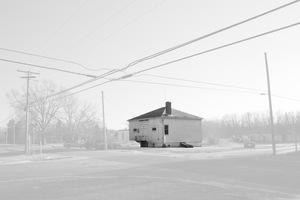 """Newtonville School, Newtonville, New Jersey"" © Wendel White"