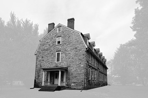 """Whitefield House, Nazareth, Pennsylvania"" © Wendel White"