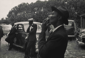 Funeral – St Helena, South Carolina, 1955. From The Americans
