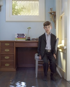 School Portraits © Sarah-Marie Land. Finalist, 2013 LensCulture New & Emerging Photographers Award