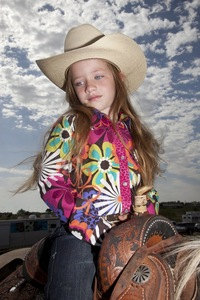 Rodeo Girls © Ilona Szwarc. Finalist, 2013 LensCulture New & Emerging Photographers Award