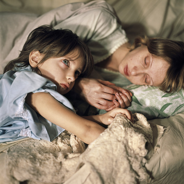 Night Discovery, 2009. From the series, Anna & Eve, © 2005-2012 Viktoria Sorochinski