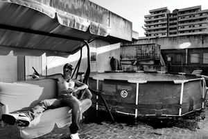 My story focuses on the Forcella neighborhood in Naples and also on the criminal power of the Camorra. © Esposito Salvatore, Italy. Finalist, Current Affairs, Professional competition. 2014 Sony World Photography Awards
