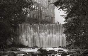 Byron Weston Dam #2, Dalton, MA  © Shaun OBoyle