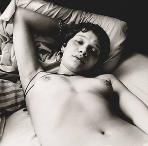 Peter Hujar, T.C., 1976. Courtesy Fraenkel Gallery, San Francisco