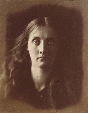 Julia Margaret Cameron, Stella, 1867. Courtesy Pace/MacGill Gallery, New York