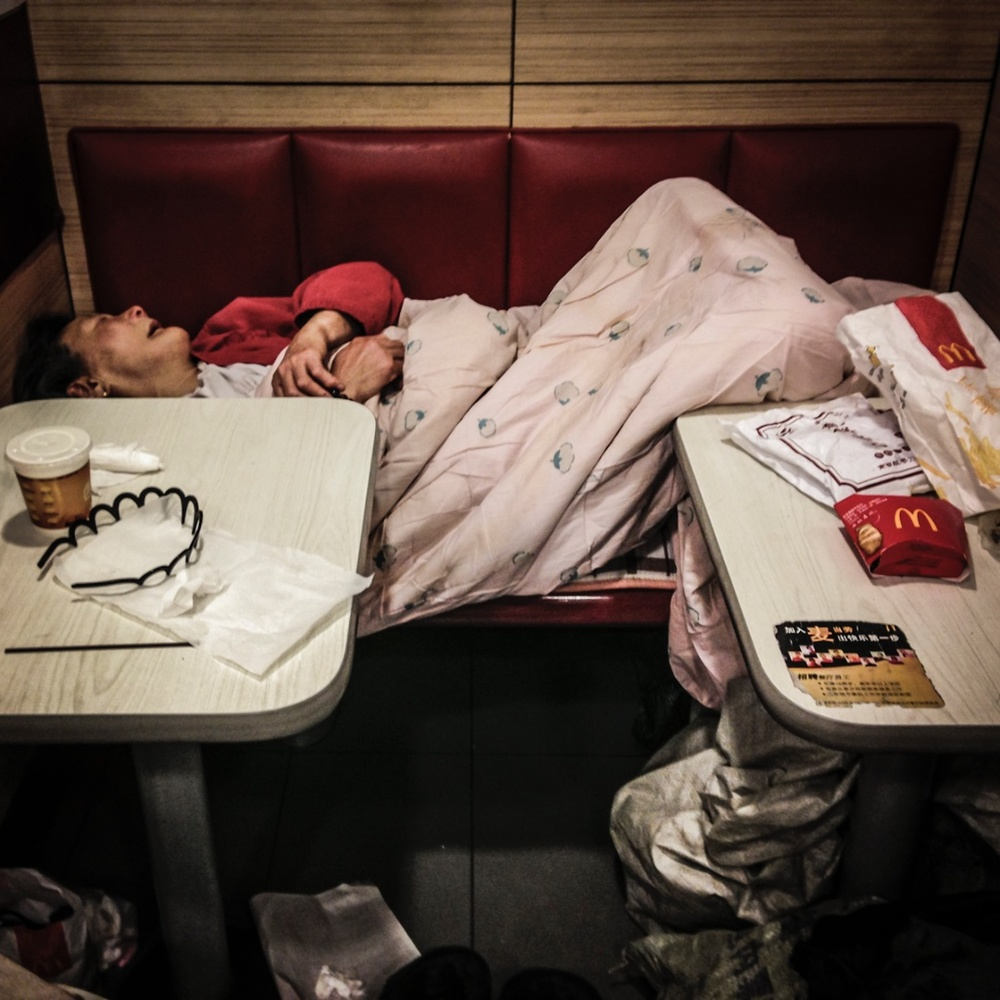 All China's Fast-Food Dreams IX