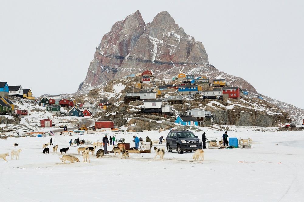 Uummannaq, Greenland, 2015. The Last Men.
