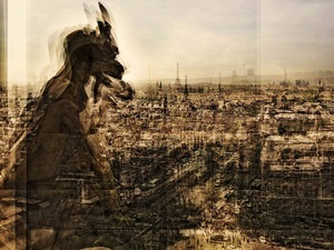 Notre Dame Gargoyle © Pep Ventosa
