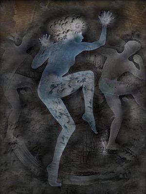 From the series Ballet, 2004. © Natasha and Valera Cherkashin