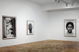 Installation view, Jeff Cowen exhibition 2014, Veneklasen/Werner, Berlin. All images © Jeff Cowen